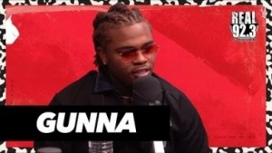 "Gunna Talks ""drip Harder 2,"" Young Thug & More On Real 92.3"